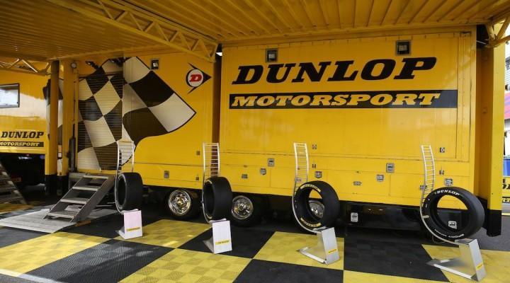 Новые шины Dunlop Sport Maxx увеличат скорости в BTCC