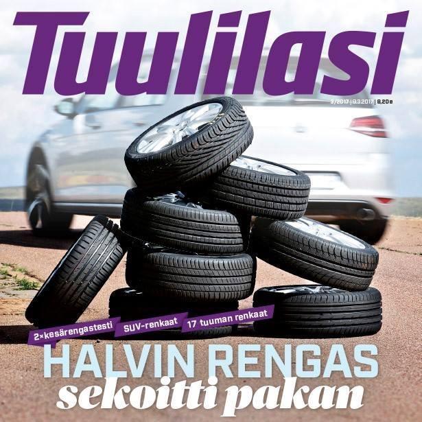 В послужном списке летних шин Nokian Hakka Blue 2 появилась еще одна победа