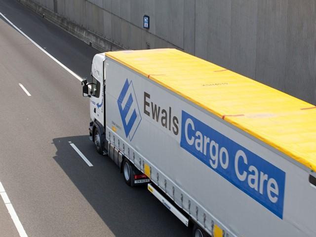 Goodyear продолжит поставки грузовых шин для голландской компании Ewals Cargo Care