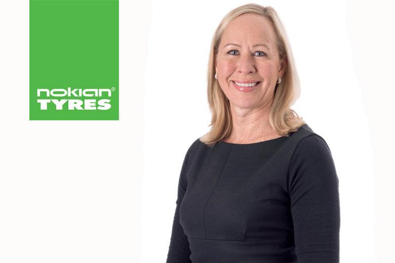 Хилле Корхонен - новый президент концерна Nokian Tyres