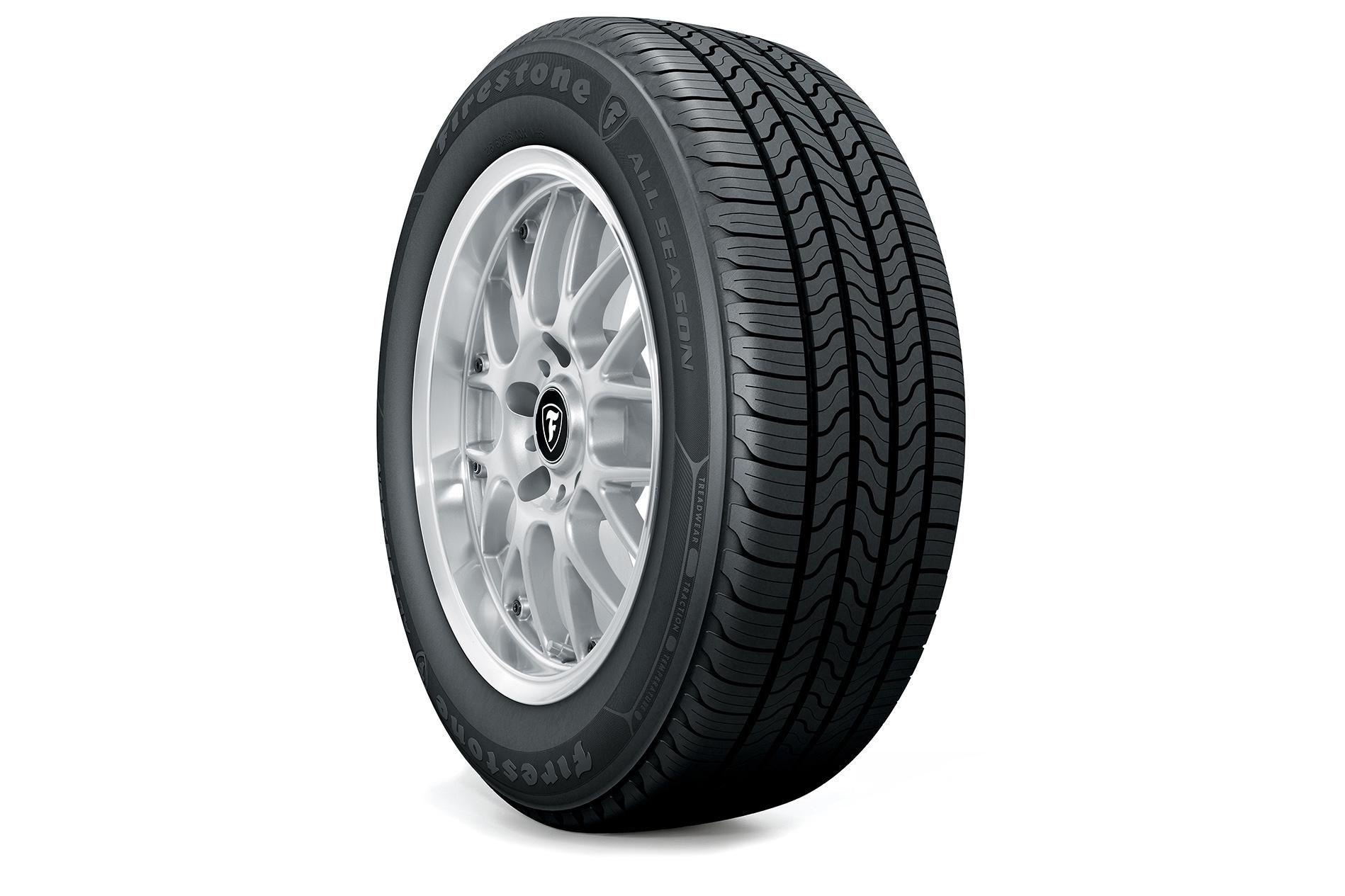 Bridgestone выводит на рынок новые всесезонки Firestone All Season