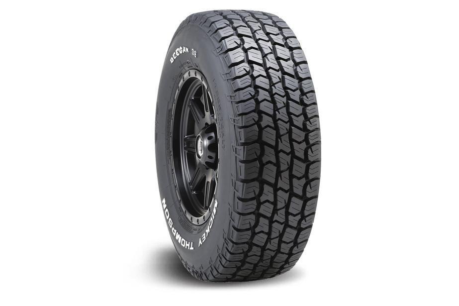 В Америке стартовали продажи новой вседорожной шины Mickey Thompson Deegan 38 A/T