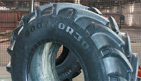 «Росава» разработала новую шину для современных колесных тракторов
