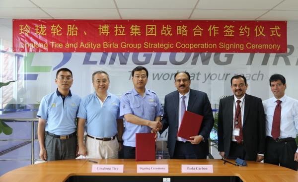 Индийская Aditya Birla Group будет поставлять свой техуглерод китайской Linglong Tire