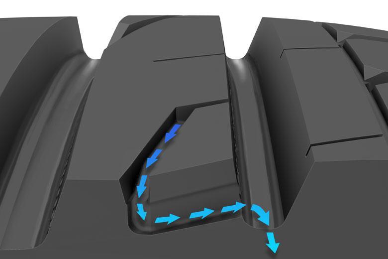 Nokian Tyres представляет концепцию Dry Touch 2