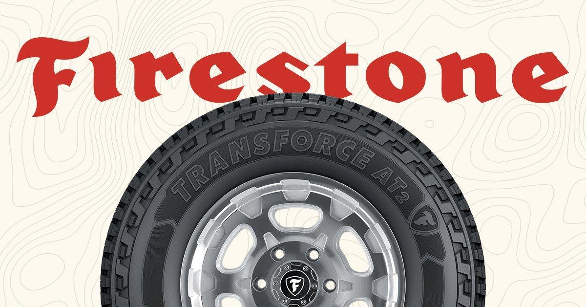 Firestone начала продажи новой легкогрузовой шины Transforce A/T2