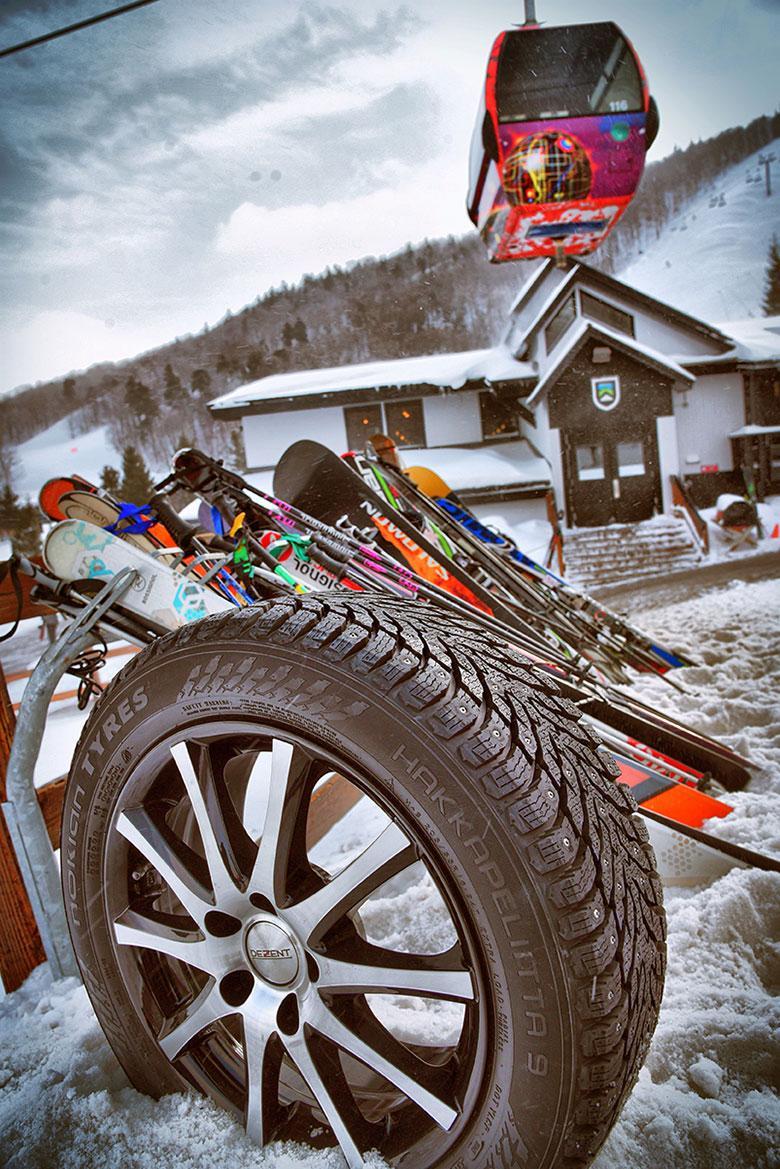 Nokian Tyres - официальный шинный партнер POWDR Adventure Lifestyle