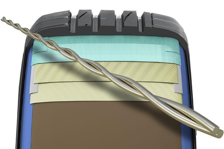 Технология High Tensile Steel - гарантия управляемости и долговечности шин Nokian