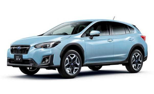 Для оснащения новых Subaru XV выбрали шины Bridgestone Dueler H/P Sport
