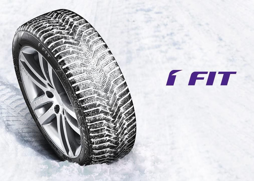 Зимние шины Laufenn I FIT отмечены премией Red Dot Design Award 2017