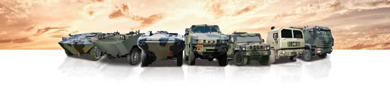 Prometeon Tire будет поставщиком шин для армейских бронемашин Iveco