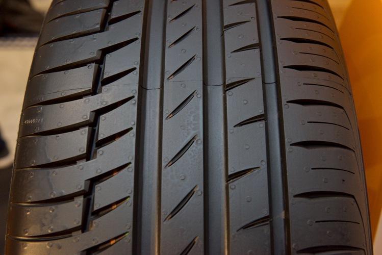 В 2017 году шины Continental PremiumContact 6 будут доступны в 70 типоразмерах
