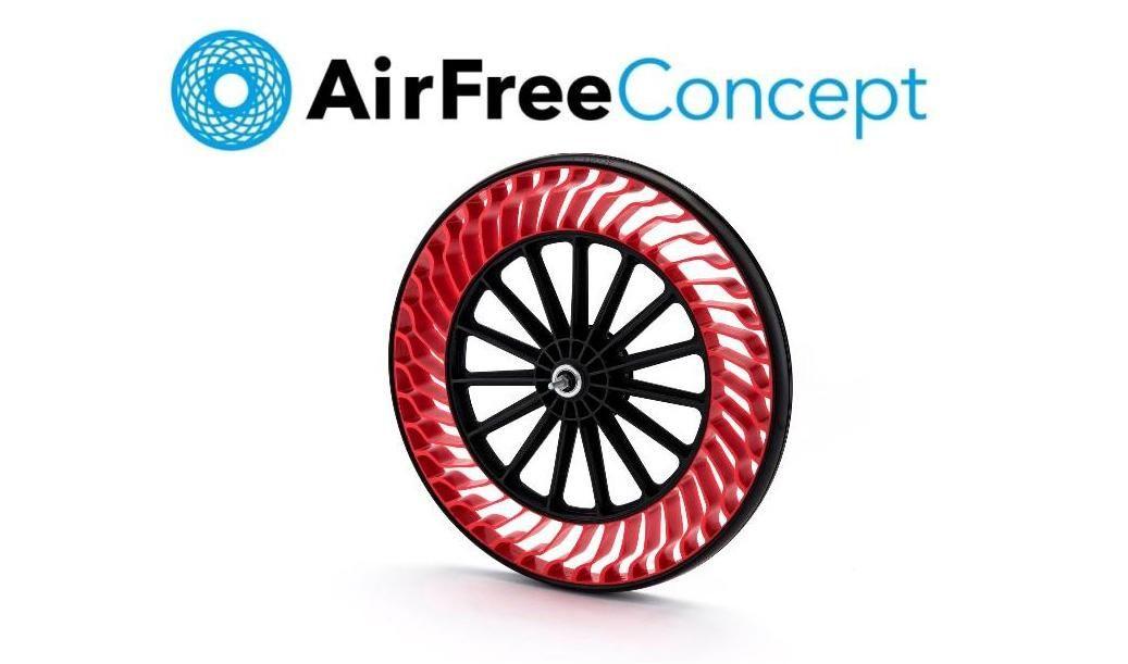 Bridgestone разрабатывает безвоздушные шины для велосипедов