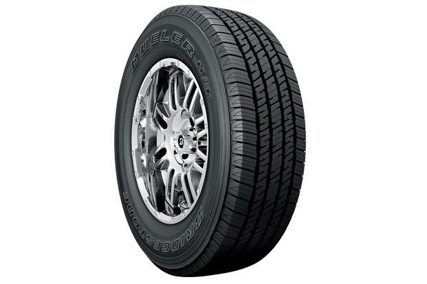Американский Bridgestone подготовил всесезонную новинку Dueler H/T 685 для мощных пикапов