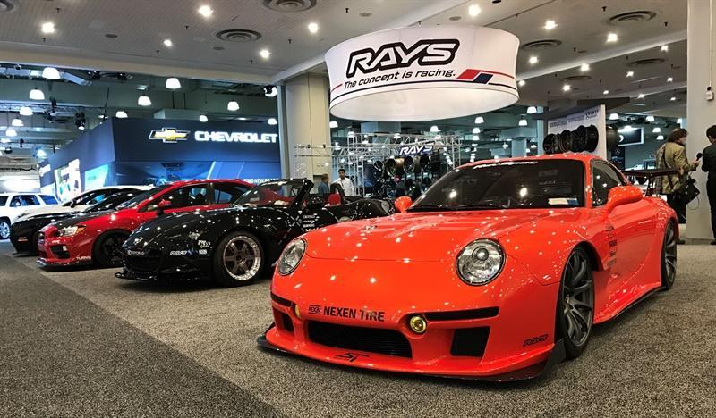 Шины Nexen на New York International Auto Show 2017