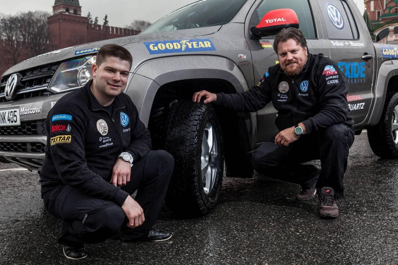 Шины Goodyear помогут Райнеру Зетлоу установить новый мировой рекорд