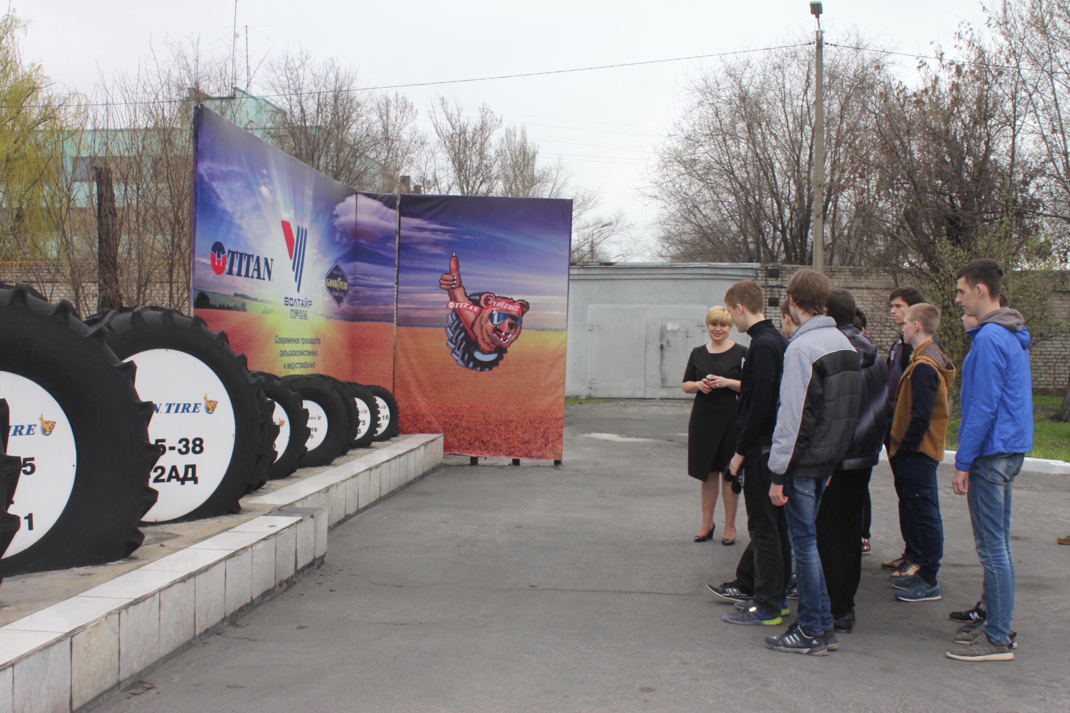 На Волжском шинном заводе проходит «Неделя без турникетов»
