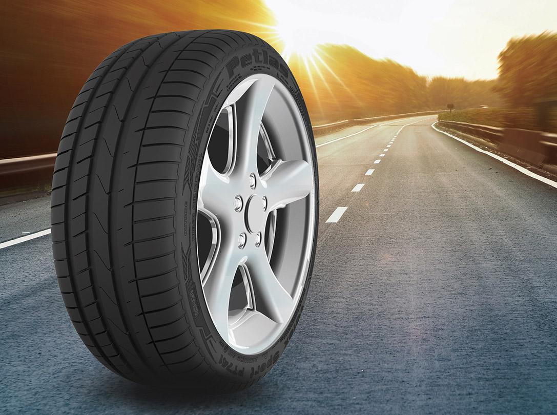 Petlas Tire расширяет размерный диапазон шин с технологией Run Flat
