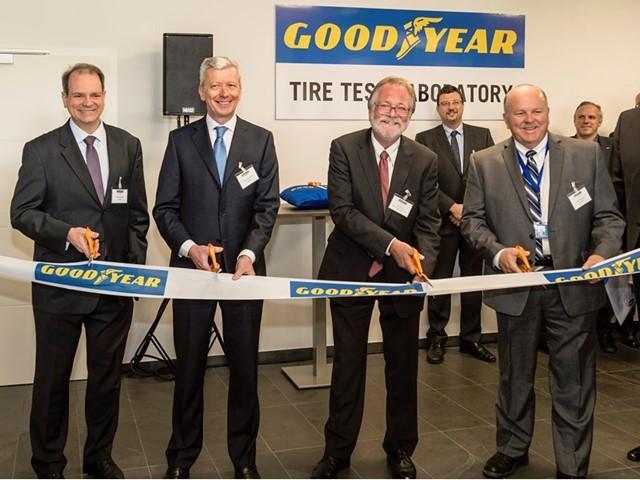 Goodyear открыла новую лабораторию в люксембургском Центре инноваций