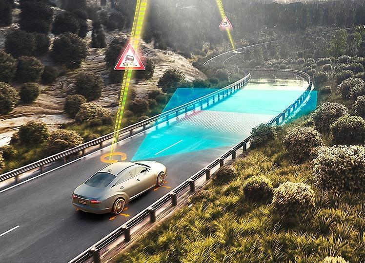 Continental работает над системой отслеживания дорожных условий для шин