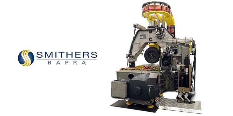 Smithers Rapra будет тестировать американские шины на новом стенде MTS Flat-Trac CT Plus Tire