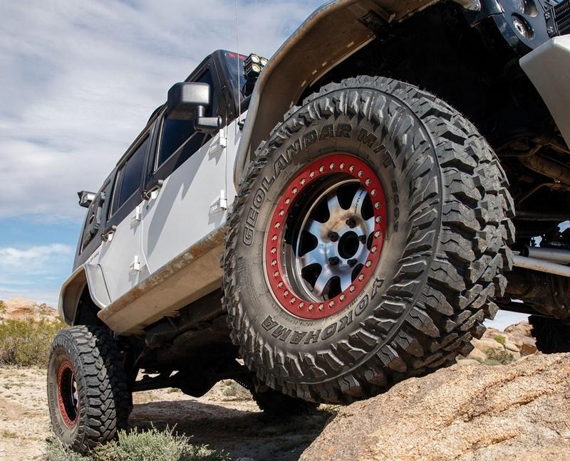 Yokohama представила новые грязевые шины Geolandar M/T G003 в Америке