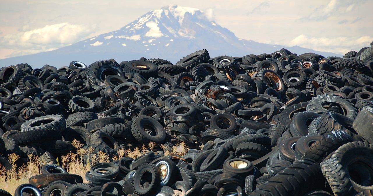 Утилизация шин на Камчатке: два дня на сборы