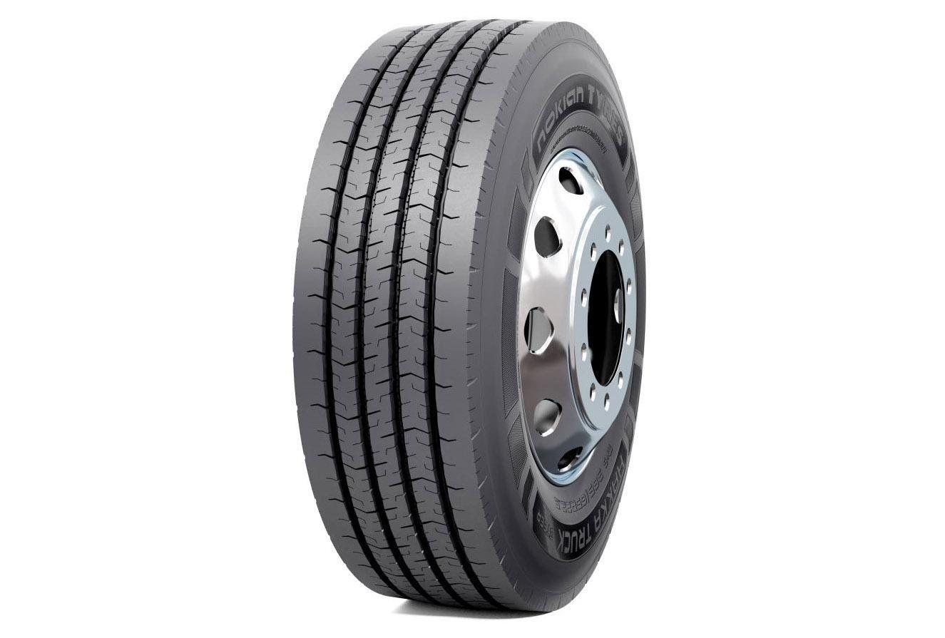 Nokian Tyres добавила в линейку Nokian Hakka Truck новую шину для рулевых осей