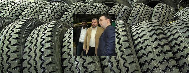 АШК начнет поставки своих шин на африканский рынок