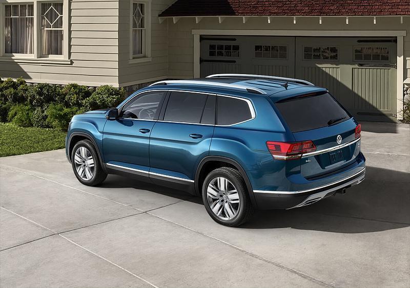 Giti Tire будет поставлять OE-шины для новых кроссоверов Volkswagen Atlas