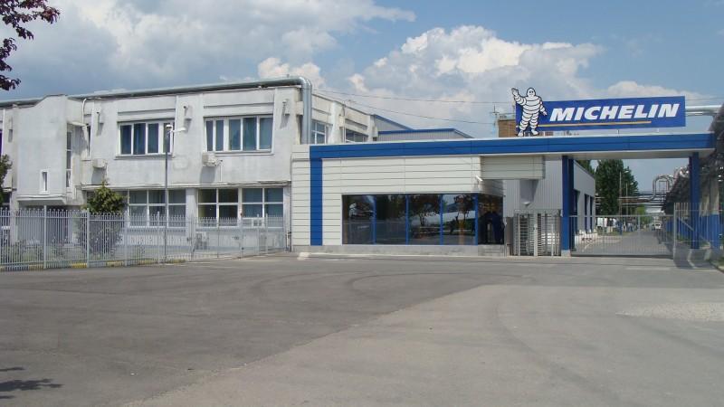 Группа Мишлен инвестирует в свой завод в Румынии 33 миллиона евро