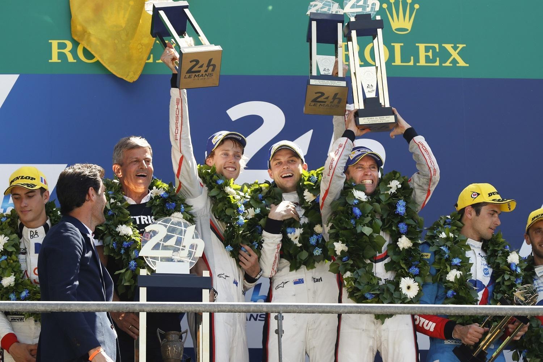 Мишлен продолжает победную серию в «24 часах Ле-Мана»