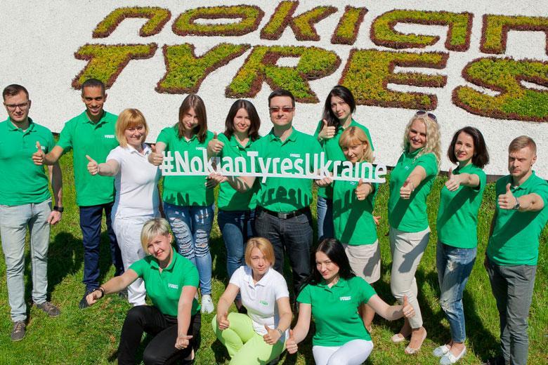 Nokian Tyres - 11 лет уверенного лидерства на рынке Украины
