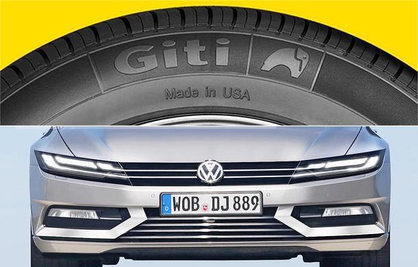Giti Tire будет поставщиком шин для нового поколения  VW Passat