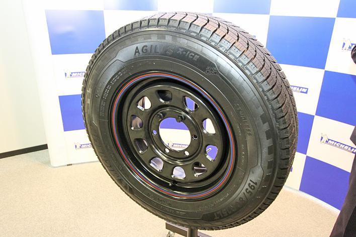 Japan Michelin Tire анонсировала старт продаж новой зимней модели Agilis X-Ice