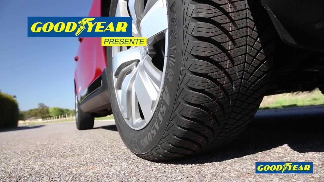 Goodyear Vector 4Seasons Gen-2 победили в тестах Auto Bild Allrad