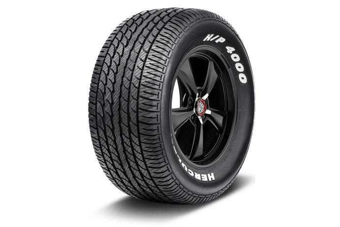 Hercules Tire увеличила ходимость UHP-шин H/P 4000 на 25 процентов
