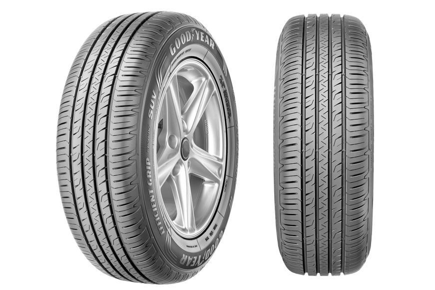 В Таиланде стартовали продажи новой шины Goodyear EfficientGrip Performance SUV