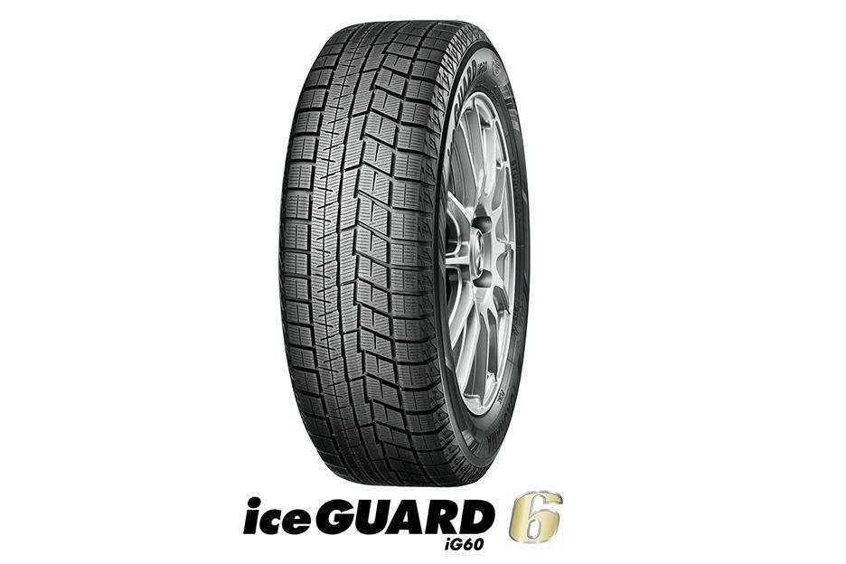Новая Yokohama iceGUARD iG60 - больше надежности и уверенности на зимней дороге