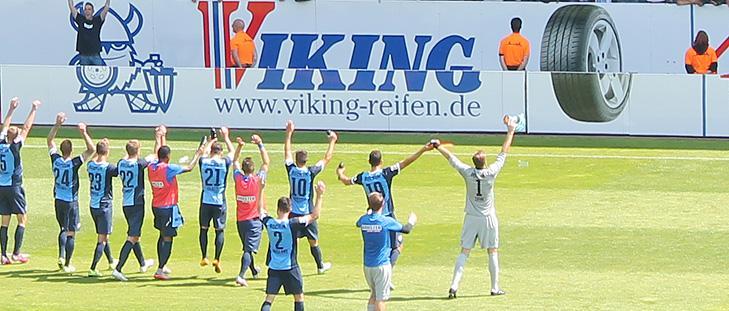 Viking Tyres продлила соглашение с немецким клубом «Бохум»