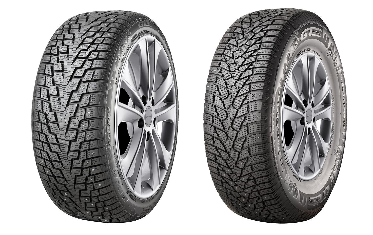 Giti Tire разработала новые шипованные шины для рынка Скандинавии
