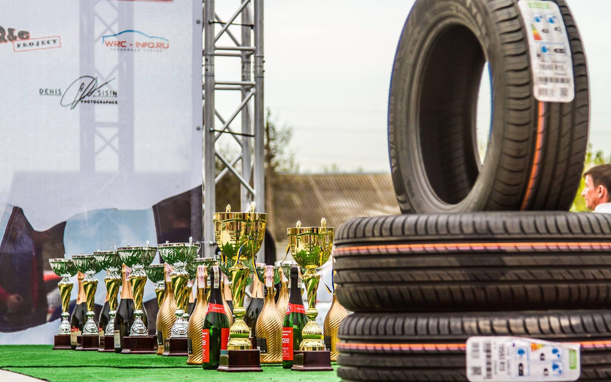 Nokian Tyres стала партнером раллийной серии«Кубок Лиманов»
