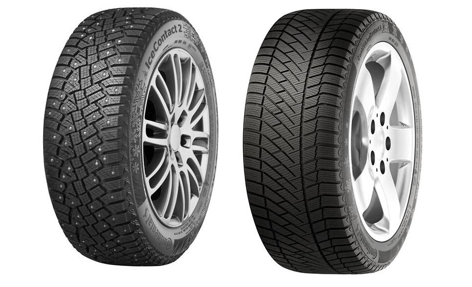 Continental расширяет ассортимент  зимних моделей шин с технологией ContiSilent
