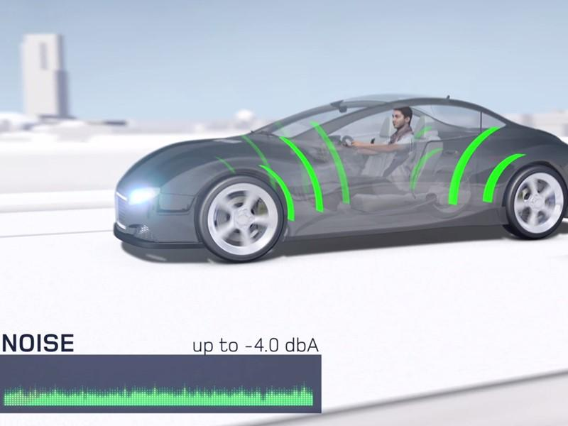 Dunlop представила зимние шины Winter Sport 5 с технологией шумоподавления Noise Shield