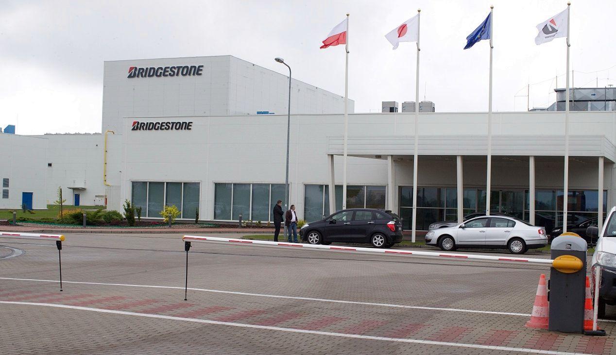 Bridgestone наращивает производственный потенциал завода в польском Старгарде