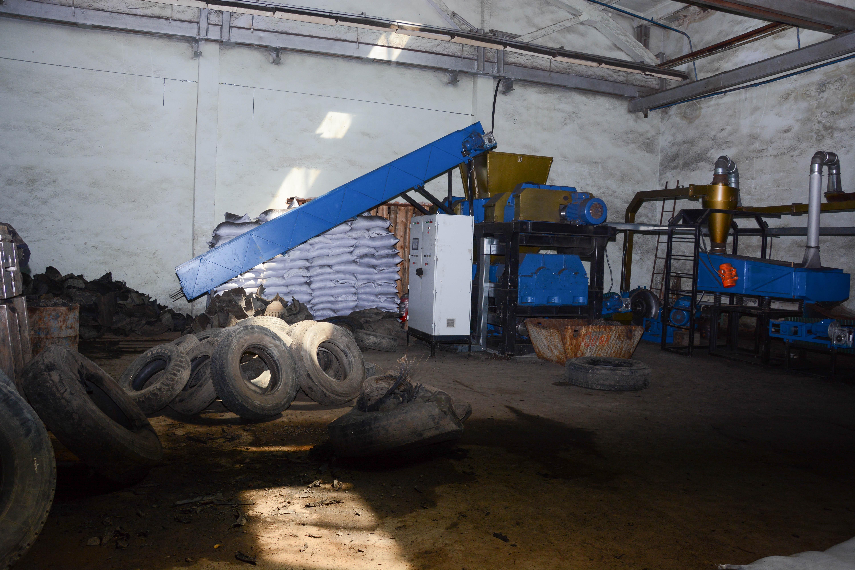 «Тапир-Эко» планирует увеличить мощность предприятия по переработке изношенных шин
