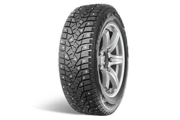 В России стартовали продажи новых шин Bridgestone Blizzak Spike-02 SUV