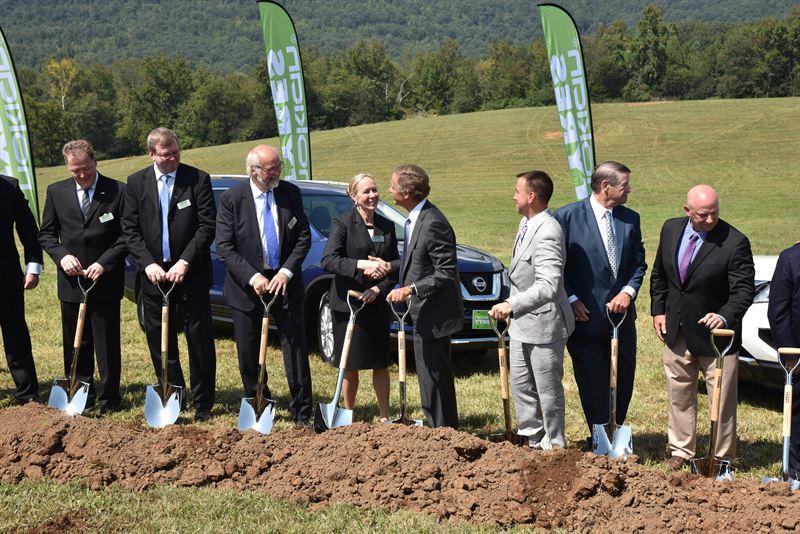 В Дейтоне началось строительство нового завода Nokian Tyres