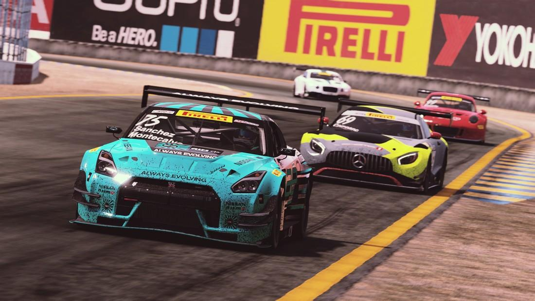 Шинники Пирелли поучаствовали в разработке гоночного симулятора Project CARS 2