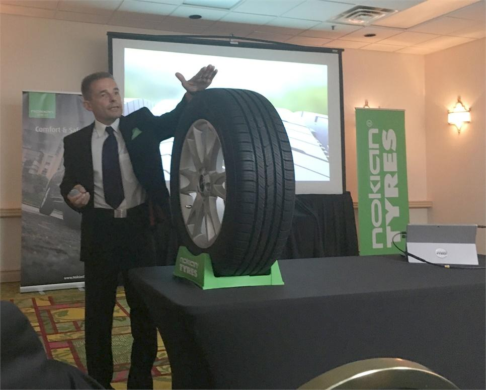Nokian Tyres представила новые всесезонные SUV-шины для Северной Америки